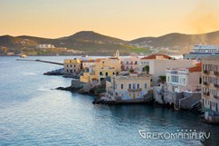 Syros Sunset