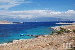 Halki Island Sea Coast