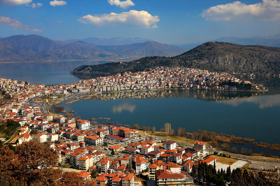Kastoria Greece  city pictures gallery : Kastoria | Greece