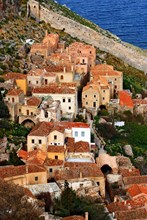 Monemvasia Houses