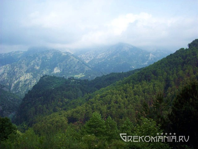 Sparta Mountains
