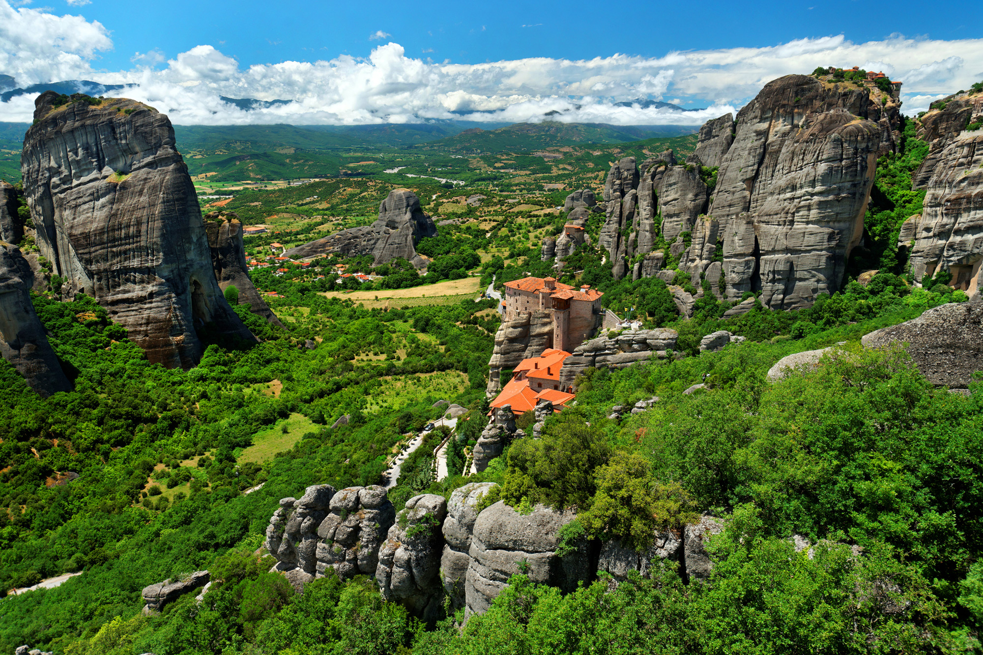 Meteora | Monasteries of Meteora | Greece