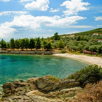 Salonikiou Beach