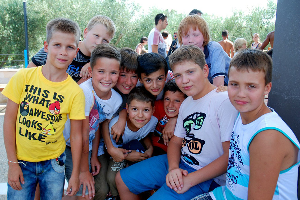 Children's camp «Skouras - Ellin Camp»