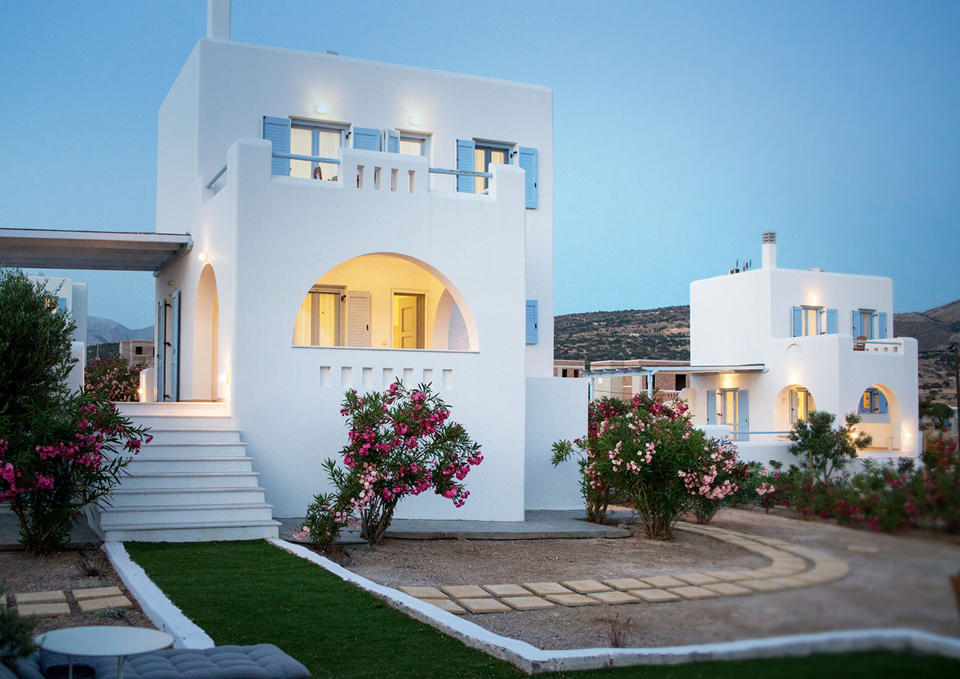 Naxian Resort. Naxos, Cyclades)