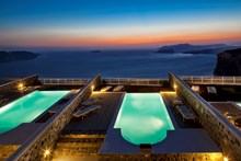 Thermes Luxury Villas. Santorini, Cyclades
