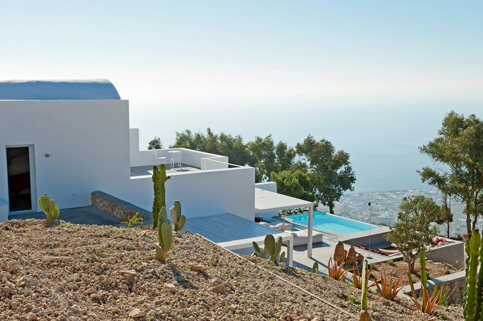 Santorini Heights